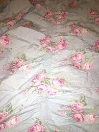 cabbage rose bedding for