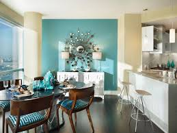 turquoise room accent color