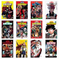 Combo Truyện tranh - Học Viện Siêu Anh Hùng (Trọn bộ 20 tập)- tái bản 2021