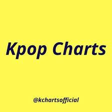 Kpop Charts Kchartsofficial Twitter