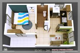 Tiny Homes D Isometric Views Of Small House Plans Indian Home - Tiny home design plans