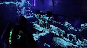 Finding Blood With Uv Light Blood Splatter Uv Light Luminol Google Search Dead Space