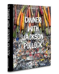 book review dinner jackson pollock wshu