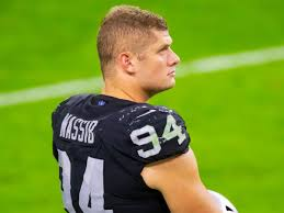 Carl Nassib takes personal day amid Jon Gruden emails fallout - Sports  Illustrated