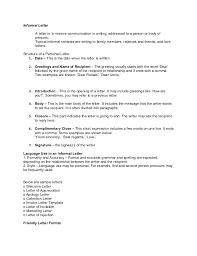 The Fuller Cv - Professional Cv Writing Informal Letter Model Essay ...
