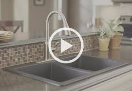Home Depot Kitchen Sinks Selecting The Ideal Kitchen Sink At The