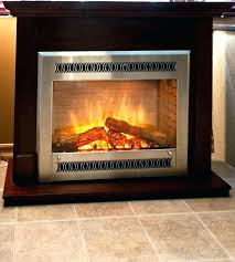 architecture electric fireplace insert with heater awesome akdy 25 in freestanding black pertaining to 0