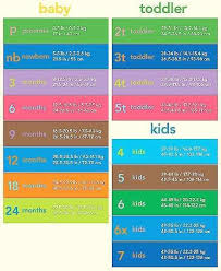 Baby Shoe Sizes Online Charts Collection