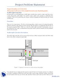 Traffic Light Controller Using Verilog Code Traffic Light Control Verilog Hdl Assignment Docsity