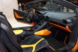 huracan interior orange. a very nice interior combining black and orange inside this lamborghini huracan lp6104 spyder r