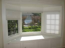 Kitchen Bay Window Treatment Bow Window Treatments Pictures Window Treatments Best Bow