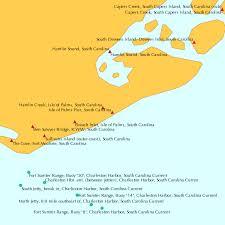 Isle Of Palms Pier South Carolina Tide Chart