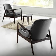 baxton studio dixon mid century modern grey fabric upholstered lounge chair baxton studio lounge chair