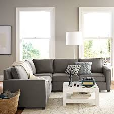 light gray living room furniture. henry lshaped sectional in dove gray dark couch with light walls living room furniture