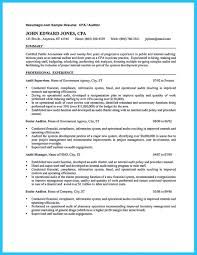 Director Of Internal Auditor Resume