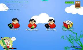 Download Software Belajar Membaca, Berhitung dan Menggambar Gratis