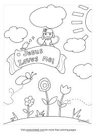 Jesus loves children coloring pages download. Jesus Loves Me Coloring Pages Free Bible Coloring Pages Kidadl