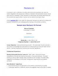 Resume Objective For Maintenance Technician Inspirational Hvac