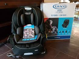The Graco 4Ever™ 4-in- 1 Car Seat is available exclusively at Babies\u201dR\u201dUs and on the website for $329.99. Only You\u0027ll Ever Need -