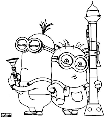 Small Picture Despicable Me Coloring Pages sportekeventscom