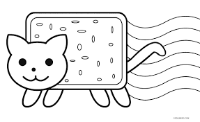 Coloring Cat Pages Coloring Page Libraries