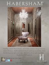 architectural digest furniture. Habersham Ad In Architectural Digest And Veranda 2013 Furniture S