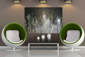 >black and white with lime green canvas art paintings exclusive to  white lime silver fields