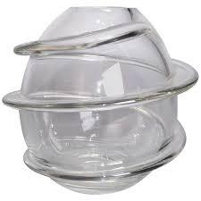rosenthal studio linie glass vase for