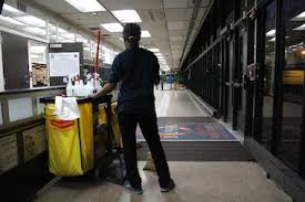 Aramark Nashville Cps Janitors Worry About Jobs After Aramark Hired For Building
