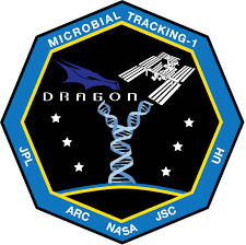 Nasa Mission Patch Design Microbial Tracking 1 Spacex 8 Nasa