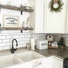 Fine White Country Style Kitchens This Pin And More On Kitchen Redo By Inside Beautiful Ideas
