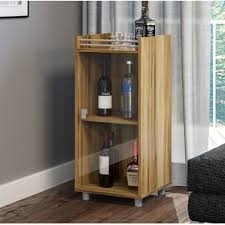 Mini Refrigerator Cabinet Bar