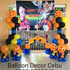 Dragon Ball Z Decorations Dragon ball z decorations 4