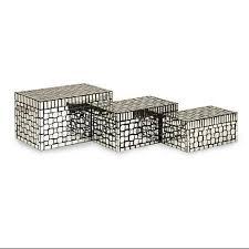 Cheap Decorative Storage Boxes Cheap Silver Storage Boxes find Silver Storage Boxes deals on 46