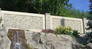 Small Picture Precast Concrete Fence Walls Archives Aftec