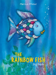 the rainbow fish big book 9780735849907 hr
