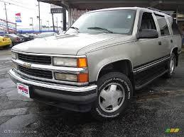 1998 Light Pewter Metallic Chevrolet Tahoe LT 4x4 #14707757 ...