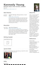 Housekeeping Resume Best Housekeeping Resume Sample Awesome Banquet Server Resume Samples