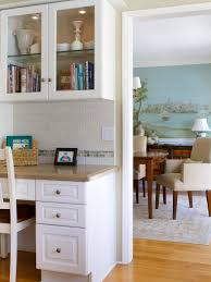 Small Kitchen Desk Photo Page Hgtv