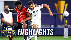 Trinidad and Tobago shock Mexico ...