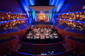 Kauffman Center For The Performing Arts Venue Kansas