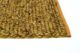 grey scandinavian felted wool rug new by yellow a