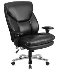 btod heavy duty intensive use leather office chair rated for 400 lbs 25 wide seat