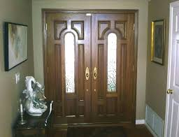 prehung exterior shed double doors fiberglass entry install steel commercial interior wood french door hung front