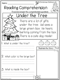 reading worksheet for kindergarten – thecreativepeople.club
