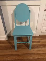 Blue chair Furniture in Melrose MA OfferUp