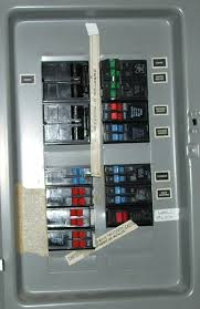 my electrical panel has no main breaker is that a problem? Fuse Box Outside House split bus panel fuse box outside house