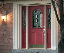 front doors with windows on the side. entry doors - aluma-side siding and window front with windows on the side
