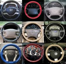 details about wheelskins genuine leather steering wheel cover for jaguar xf