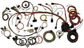 shop for american autowire hot rod & early muscle car parts catalog Wire Harness Assembly at Aaw Wire Harness